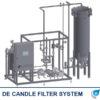 DE Candle Filter System