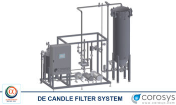 DE Candle Filter System