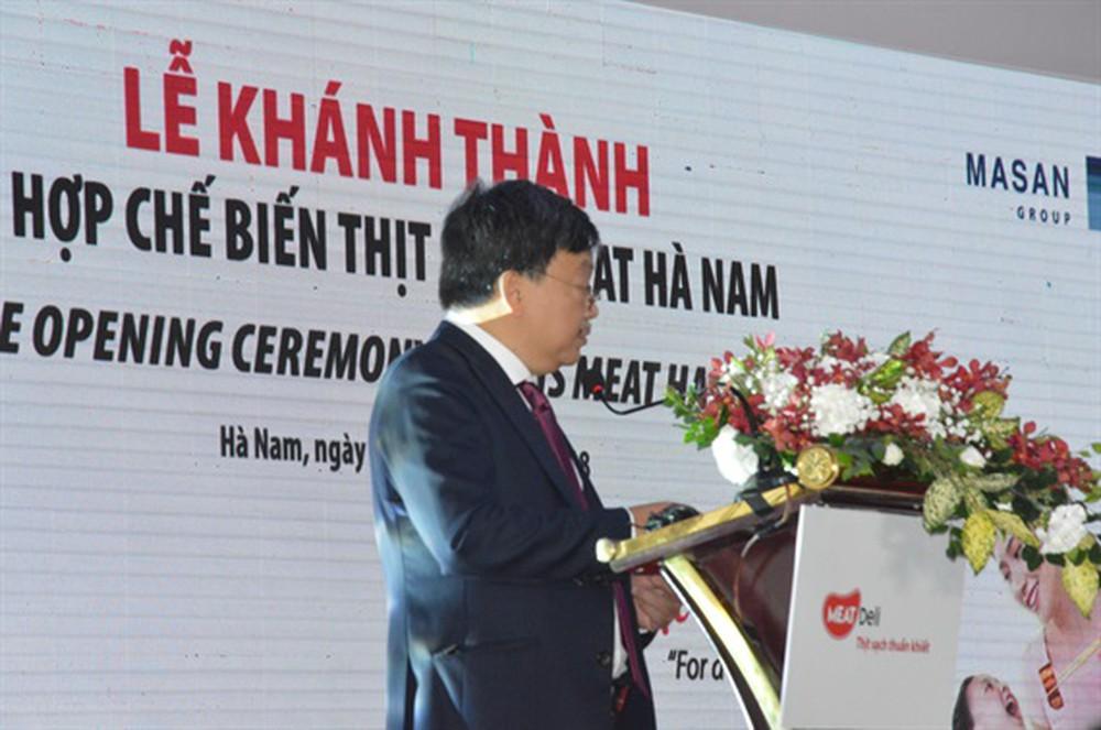 Nha may Masan Ha Nam