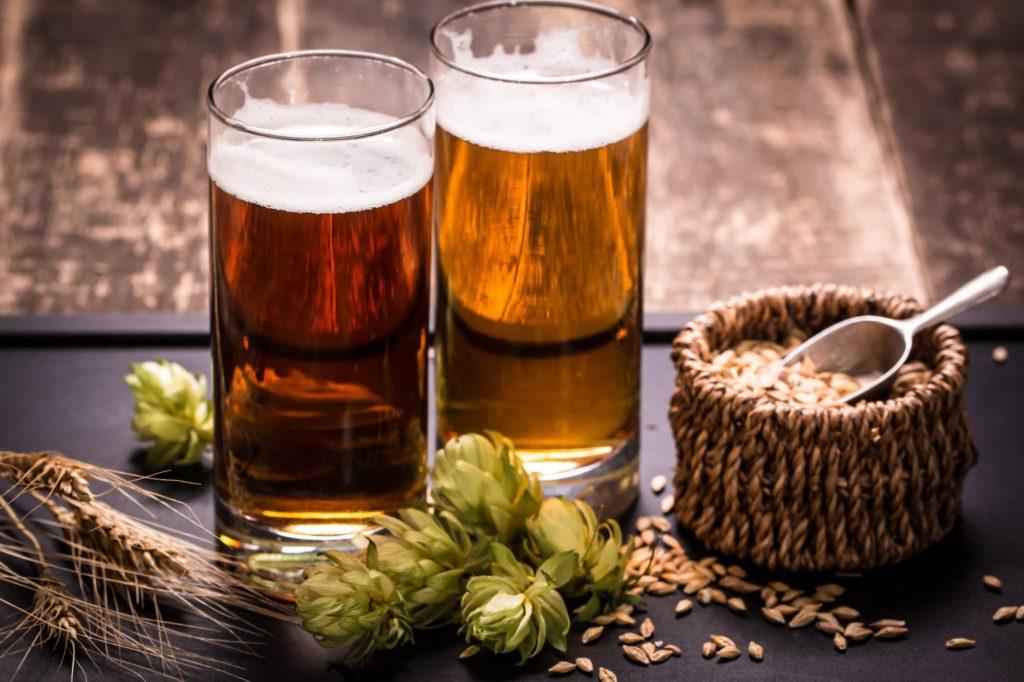 bia thủ công, bia thu cong