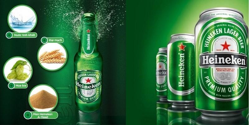 Sabeco muốn chiếm lại thị phần từ Heineken
