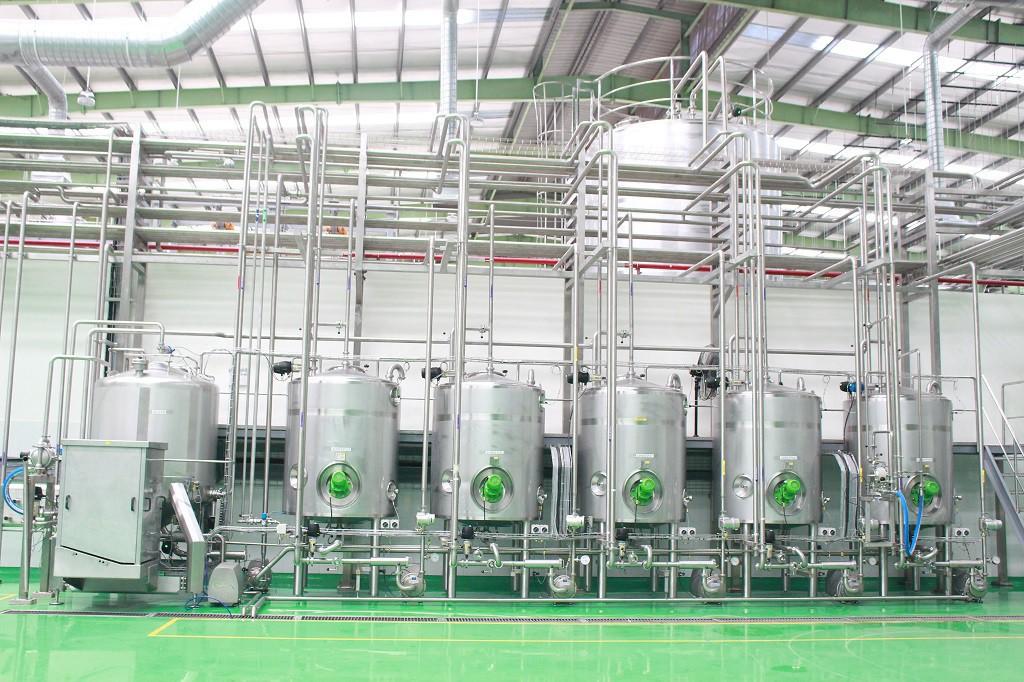 Bồn inox công nghiệp Chế tạo bình bồn tank inox