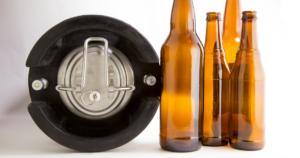 chai bia thủ côngchai bia thủ công