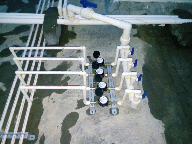 lưu ý khi thi công đường ống nước