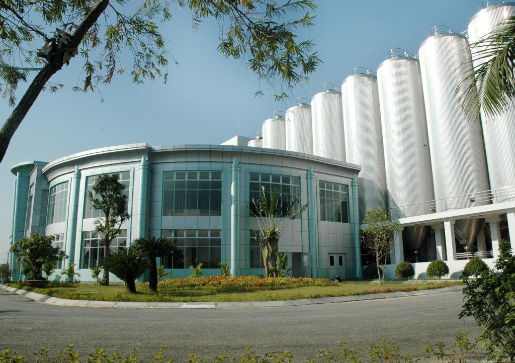 Quy trình tạo nước đạt chuẩn sản xuất bia, rượu, nhà máy bia sài gòn hà nội