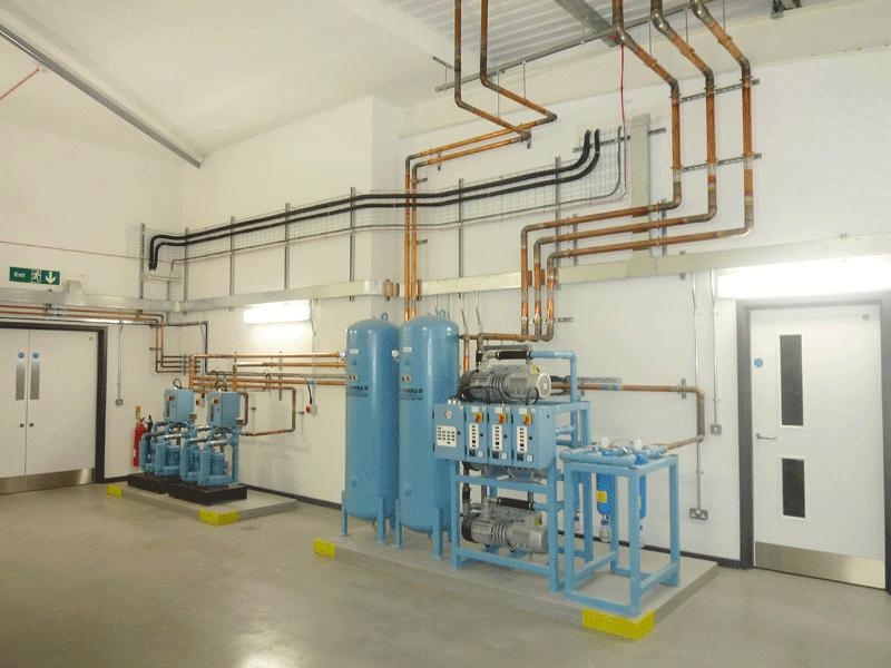 đường ống dẫn khí nén